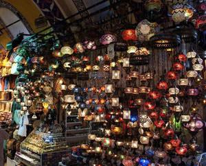 Grand Bazaar. Istanbul attraction