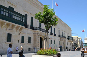 Grand Master's Palace, Valletta, Malta