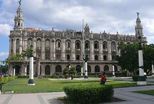 Grand Theatre, Havana, Cuba