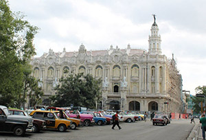 Grand Theatre, Havana
