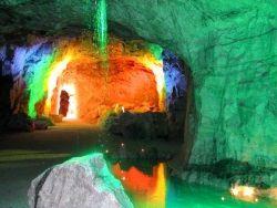 Gudvagen cave