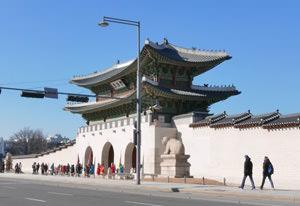 Gyeongbokgung - a historical symbol of Korea
