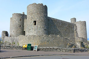 Harlech Castle, United Kingdom