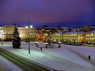 Helsinki. Senate Square