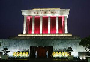 Ho Chi Minh Mausoleum, Vietnam