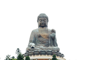 Hong Kong. Big Buddha