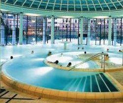 Hot springs in Baden-Baden