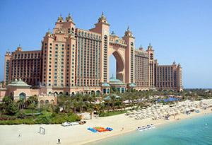 Hotel Atlantis, Dubai