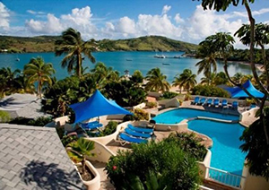 Hotels in Antigua and Barbuda