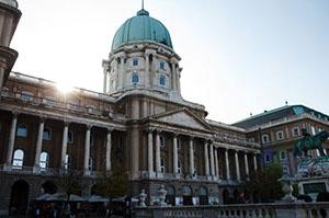 Hungarian National Gallery, Budapest, Hungary