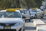 In Abu Dhabi taxi has risen in price