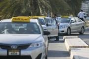 In Abu Dhabi taxi has risen in price