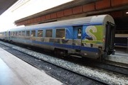 In France, it began a sharp reduction in night trains