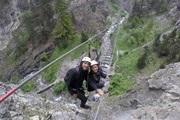 In Italy, the world's longest Tibetan bridge is open to visitors