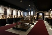 In Rome, opened a museum of Leonardo da Vinci