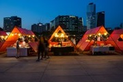 In Seoul, the season of night markets opens