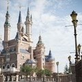 In Shanghai opened Disneyland