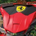 In Spain opens Ferrari Land theme park