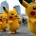 In Yokohama will be marches Pokemon