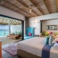 In the Maldives, opened a new hotel
