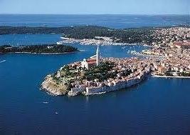 Istria popular Croatian resort
