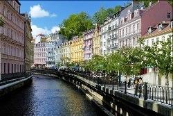Karlovy Vary town