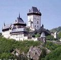 Karlstejn Castle near Prague offers the tourist season