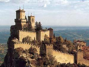 La Rocca fortress