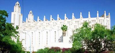 Landmark Cathedral of Casablanca
