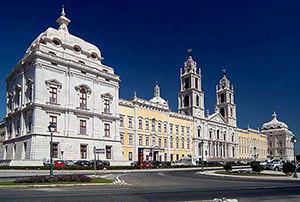 Mafr's palace. Lisbon