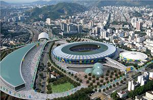 Maracana Stadium, Rio de Janeiro