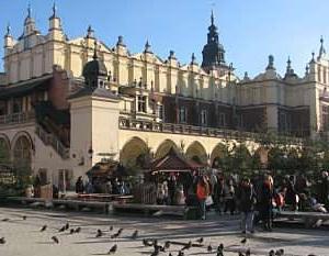 Market square - Krakow