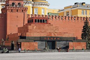 Mausoleum Moscow
