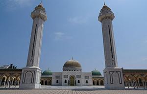 Mausoleum of Habib Bourguiba, Tunisia