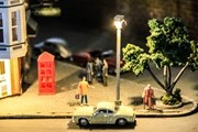 Mini-city - a new attraction in Bangkok