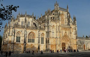Monastery of Batalha, Portugal