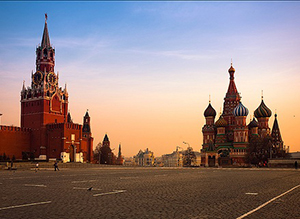 Moscow. Red Square