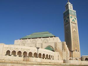 Mosque Hassan II - Casablanca Landmark