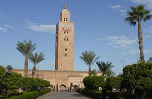 Mosque Koutoubia, Morocco