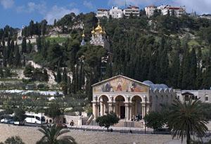 Mount of Olives, Israel