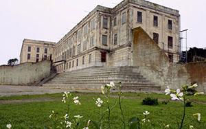 Museum Alcatraz prison