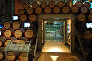 Museum of Ginness beer