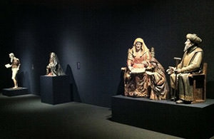 Museum of ancient art of Lisbon