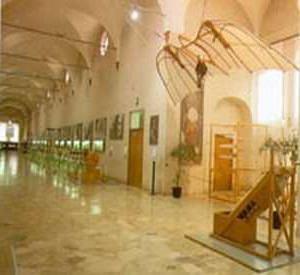 Museum of historical art of Milan