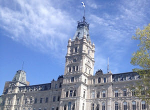 National Assembly. Quebec