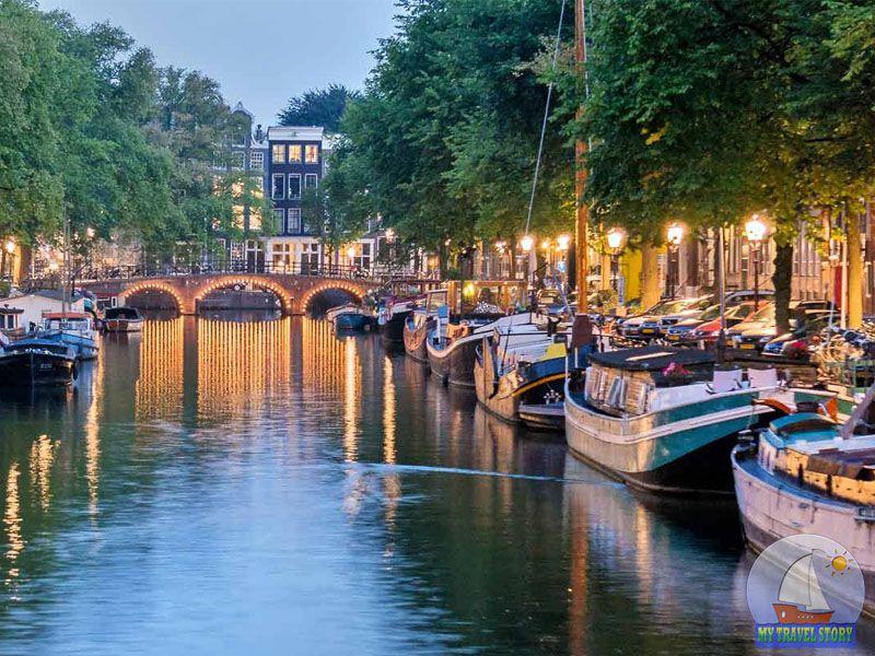 See In Holland Nähe Deutschland