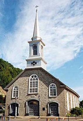 Notre-Dame-de-Quebec - spiritual reminder of Quebec