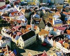 Old city. Tallinn