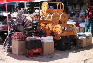 Old market of Macedonia