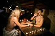 On Tenerife was opened nudist restaurant